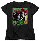 Womens: The Munsters - Normal Family Shirts