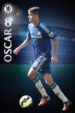 Chelsea Oscar 14/15 Posters