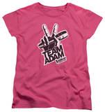 Womens: The Voice - Adam Logo T-shirts