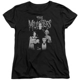 Womens: The Munsters - Family Portrait T-shirts