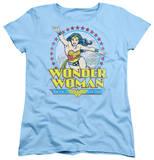 Womens: Wonder Woman - Star Of Paradise Island Shirts
