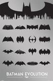 Batman - Evolution Poster