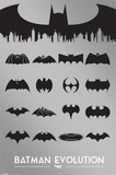 Batman - Evolution Prints
