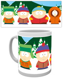 South Park - Boys Mug Taza