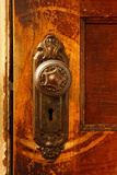 Vintage Door Knob Photographic Print by  soupstock