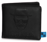 Breaking Bad - Heisenberg Wallet Cartera