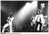 Queen – Manchester 1974 Póster