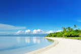 Beautiful Uninhabited Island at Philippines Photographic Print by  haveseen