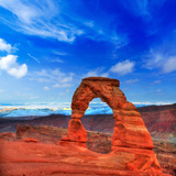 Arches National Park in Moab Utah USA Photographic Print by  holbox