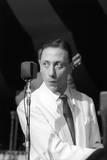 Renato Carosone in Concert Reproduction photographique par Mario de Biasi