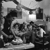 Childrens' Party Fotografisk trykk av Marisa Rastellini