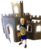 Large 3D Castle Standup Cardboard Cutouts