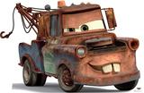 Mater - Cars Lifesize Standup Cardboard Cutouts