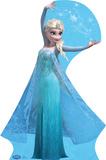 Elsa - Snow Flakes - Disney's Frozen Lifesize Standup Cardboard Cutouts