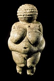 Venus of Willendorf Valokuvavedos