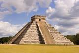Pyramid of Kukulcan Fotografie-Druck von José Fuste Raga