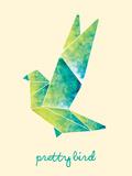 Pretty Bird Kunstdrucke