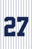 New York Yankees (27 World Series) Sports Poster Print Posters