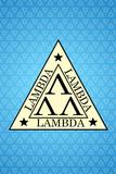 Revenge of the Nerds Movie Lambda Lambda Lambda Poster Print Affiches