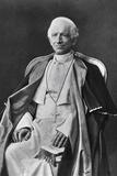 Pope Leo XIII Fotografisk tryk