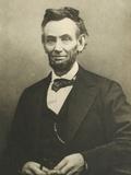 Abraham Lincoln by Alexander Gardner Photographic Print