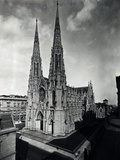 View of St. Patrick's Cathedral Photographic Print