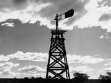 Broken Windmill Photographic Print by Arthur Rothstein