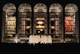 Metropolitan Opera House on Opening Night Photographic Print by  Leder