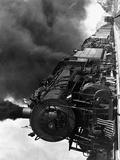 Locomotive, 1947 Fotografie-Druck