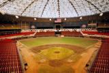 Astrodome Stadium Reproducción de lámina sobre lienzo