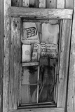 Sharecropper's Cabin Photographic Print by Arthur Rothstein