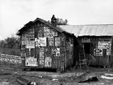 Abandoned House Photographic Print by Arthur Rothstein