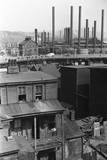 Pittsburgh Slums Photographic Print by Arthur Rothstein