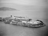 View of Alcatraz Photographic Print