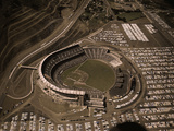 Candlestick Park Photographic Print by Tony Sande