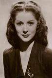 Moira Shearer, Scottish Ballet Dancer and Film Actress Photographic Print