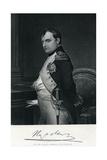 Napoleon I Reproduction procédé giclée