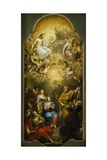Descent of the Holy Spirit, 1751 Giclee Print by Anton Raphael Mengs
