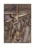 Descent from Cross, 1178 Giclée-Druck von Benedetto Antelami