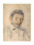 The Artist's Shoemaker Giclée-tryk af Carlo Dolci