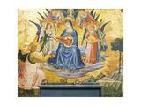 Madonna of Girdle, 1450 Giclée-tryk af Benozzo Gozzoli