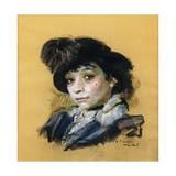 Simone, C.1912 Giclée-Druck von Edouard Vuillard