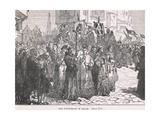 The Pilgrimage of Grace 1537 Giclee Print by Charles Ricketts