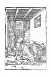 The Foundry Worker Giclée-tryk af Domenico Beccafumi