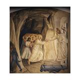 The Descent of Christ into Limbo Reproduction procédé giclée par Giovanni Da Fiesole