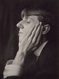 Portrait of Aubrey Beardsley Photographic Print by Frederick Henry Evans