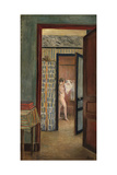 The Toilet Giclee Print by Henri Lebasque