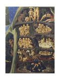 The Last Judgment, Circa 1431 Reproduction procédé giclée par Giovanni Da Fiesole