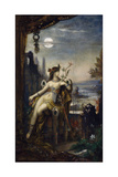Cleopatra, 1826-1898 Giclee Print by Gustave Moreau