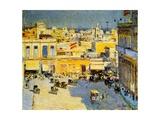 Havana, Cuba, 1895 Giclee Print by Childe Hassam